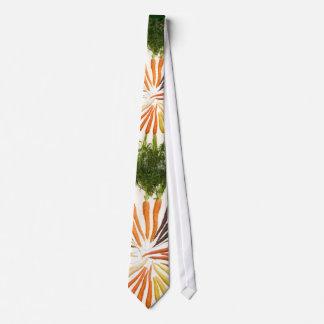 Carrot Color Wheel Tie