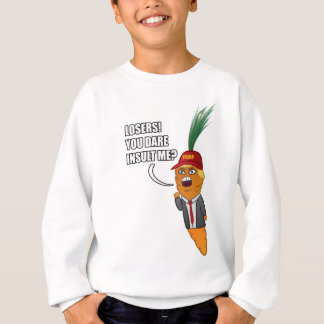 Carrot Demon Trump Sweatshirt