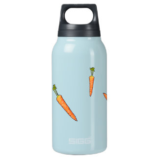 Carrot Insulated Water Bottle