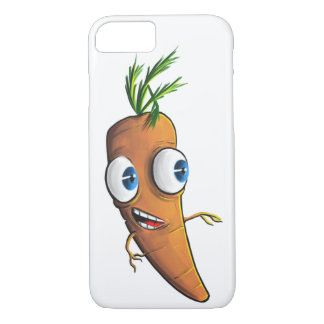 Carrot iPhone 8/7 Case