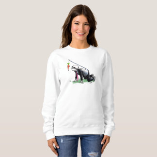 Carrot Man Sweatshirt