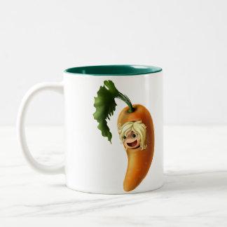 Carrot Mugs