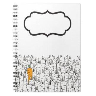 Carrot Notebook