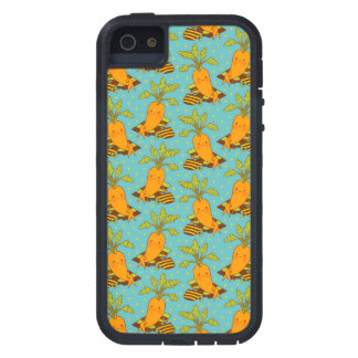 Carrot on Vacation-03 Case For iPhone 5