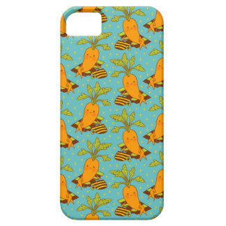 Carrot on Vacation-03 Case For The iPhone 5