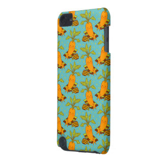 Carrot on Vacation-03 iPod Touch (5th Generation) Covers