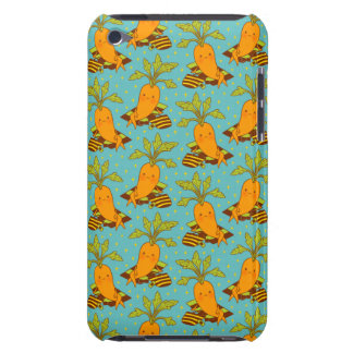 Carrot on Vacation-03 iPod Touch Cover