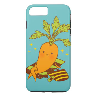 Carrot on Vacation iPhone 8 Plus/7 Plus Case