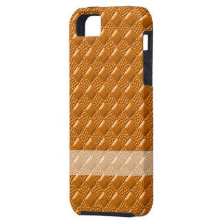 Carrot Orange iPhone 5 Case