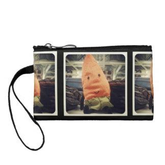 Carrot Pal Change Purse