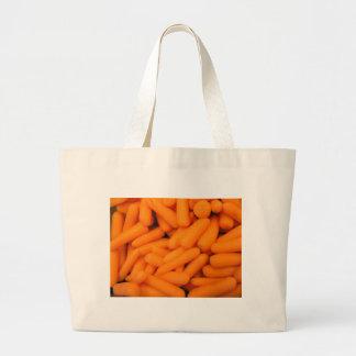 Carrot Sticks Canvas Bags