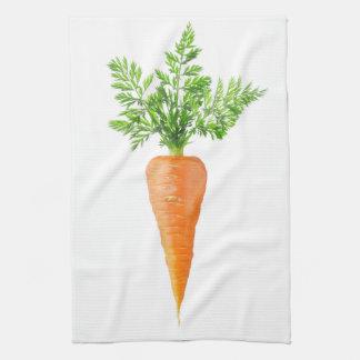 Carrot Tea Towels