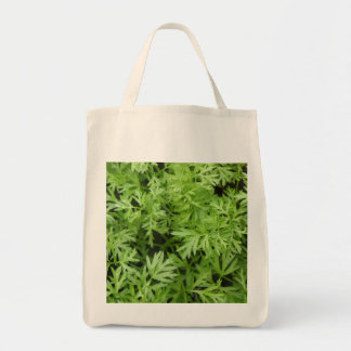 Carrot Tops Organic Grocery Tote Bag