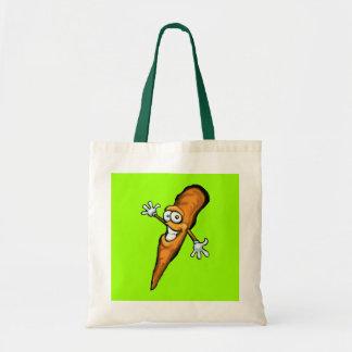 Carrot Budget Tote Bag