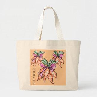Carrot Tote Jumbo Tote Bag