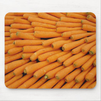 carrots mouse pad