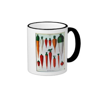 Carrots Mugs