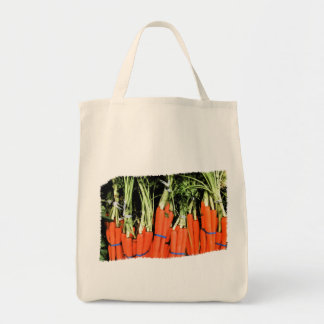 Carrots! Grocery Tote Bag
