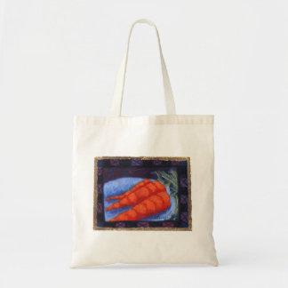 Carrots Budget Tote Bag