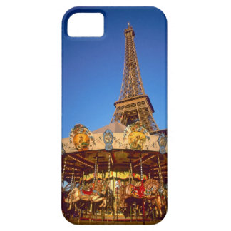 Carrousel, Eiffel Tower, Paris, France iPhone 5 Cover