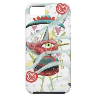 Carrousel Lollipop Bird musical box iPhone 5 Cover