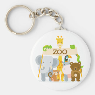 Carry Basic Clé Animals Key Ring