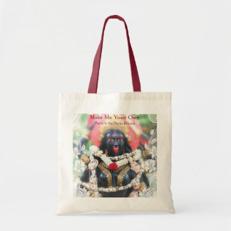 Carry Kali With You Budget Tote Bag