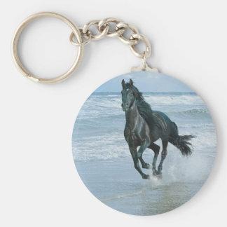 Carry key horse key ring