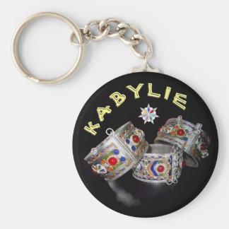 Carry-key kabylie 2 key ring