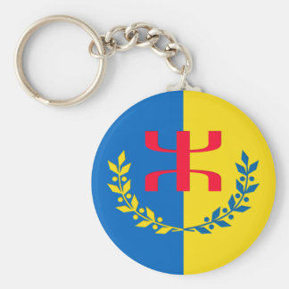 Carry key of the MAK Basic Round Button Key Ring
