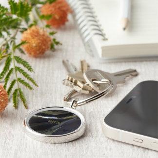 Carry key round sport key ring