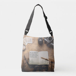 Carry On Travel Quote Bag