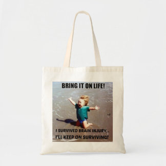Carry self- pride around is cool! tote bag