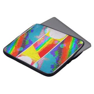 Carry The Rainbow Laptop Sleeve