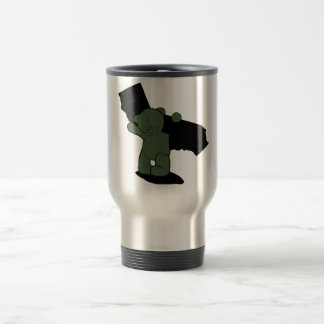Carry the weight travel mug