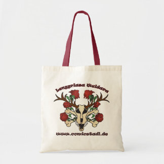 Carrying bag motive: Skull deer