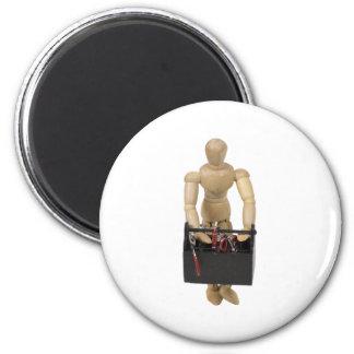 CarryingToolbox112709 copy Fridge Magnets