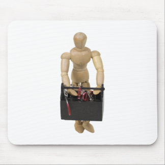 CarryingToolbox112709 copy Mouse Pad