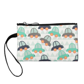 Cars and More Cars Coin Purses