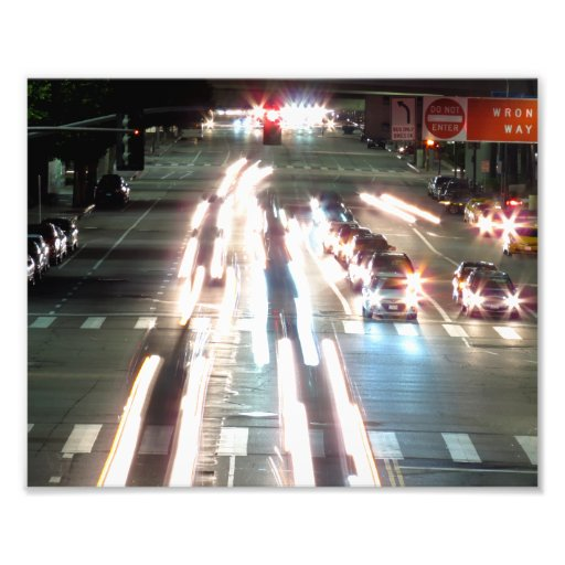 Cars And Movement Photo