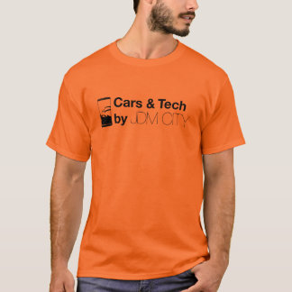 Cars and Tech by JDM City T-Shirt