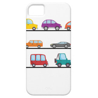 cars iPhone 5 cover