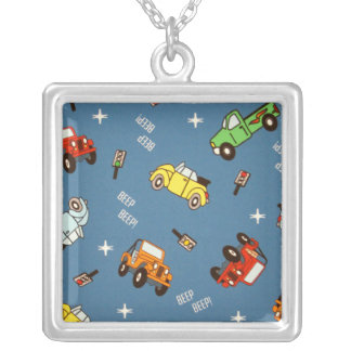 Cars Necklace