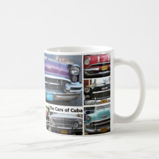Cars of Cuba 2 Coffee Mug