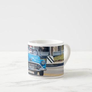Cars of Cuba Espresso Cup