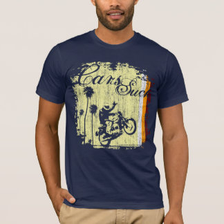 Cars Suck - Seventies T-Shirt
