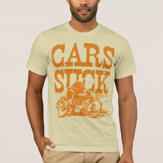 Cars Suck (vintage) T-Shirt