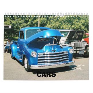 CARS & TRUCKS CALENDAR