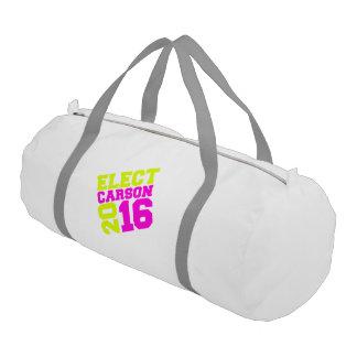 Carson 2016 Neon Design Gym Duffel Bag