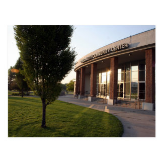 Carson City Community Center Postcard